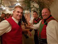 Weinfest in der Wachinger - Tenne